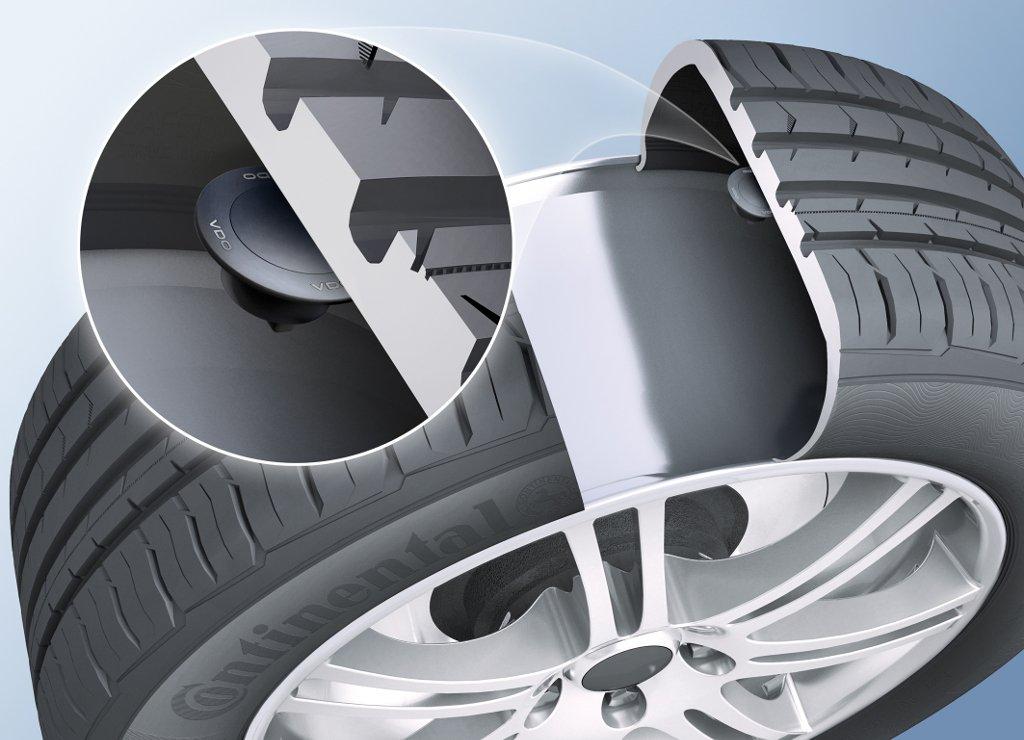 0f6917e3633df8 Continental VDO - TPMS direct - capteur de pression dans le pneu - système  de surveillance