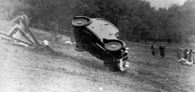 Audi célèbre 75 ans de crash tests