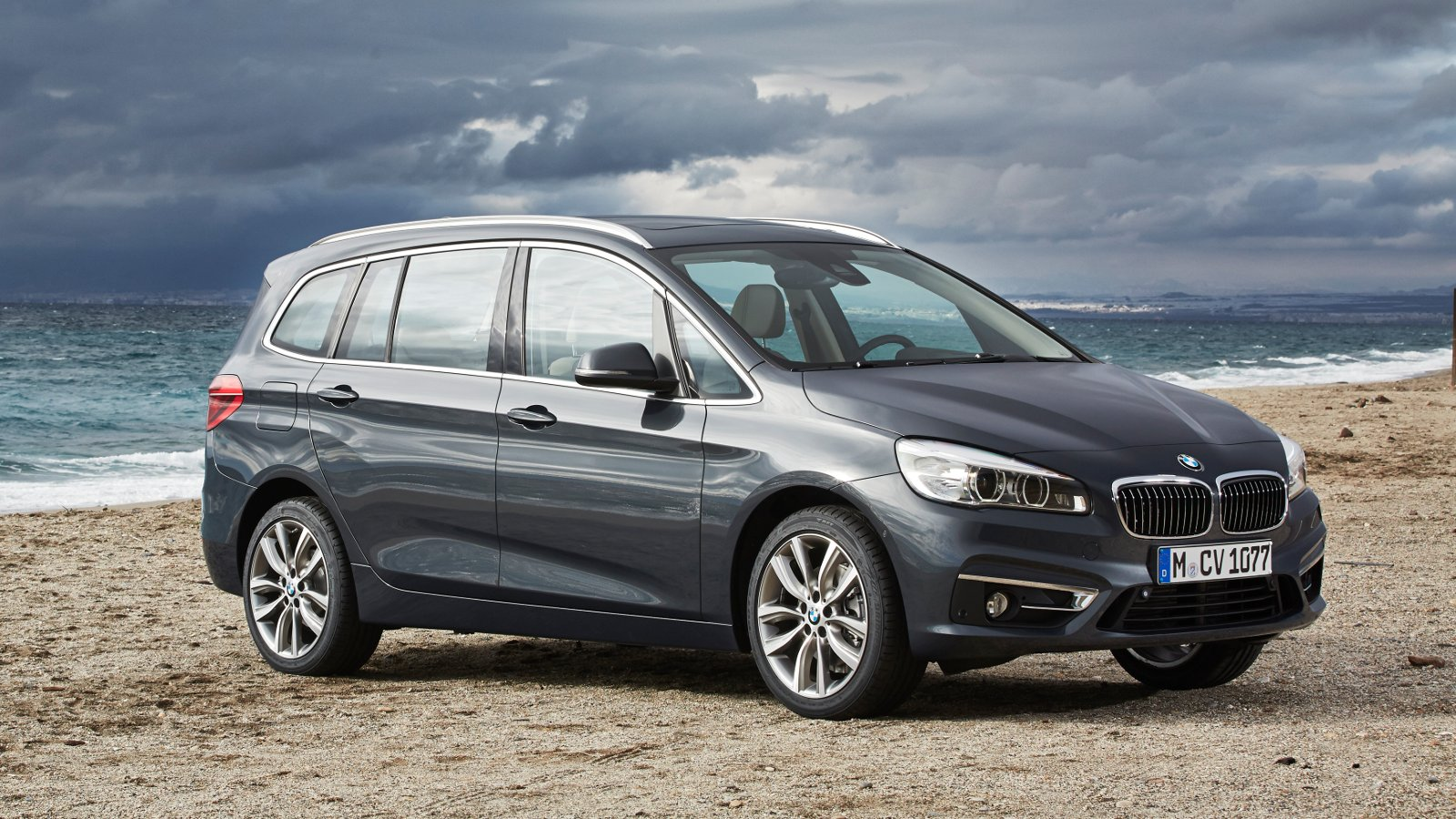 BMW Série 2 Gran Tourer: 7 places en option
