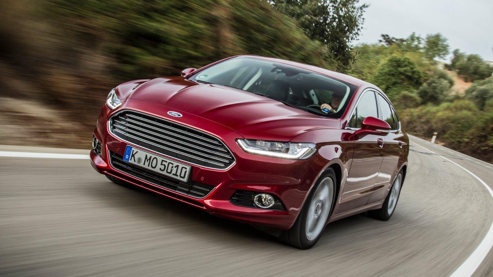 Présentation moteur: Ford 1.5l et 1.6l Ecoboost