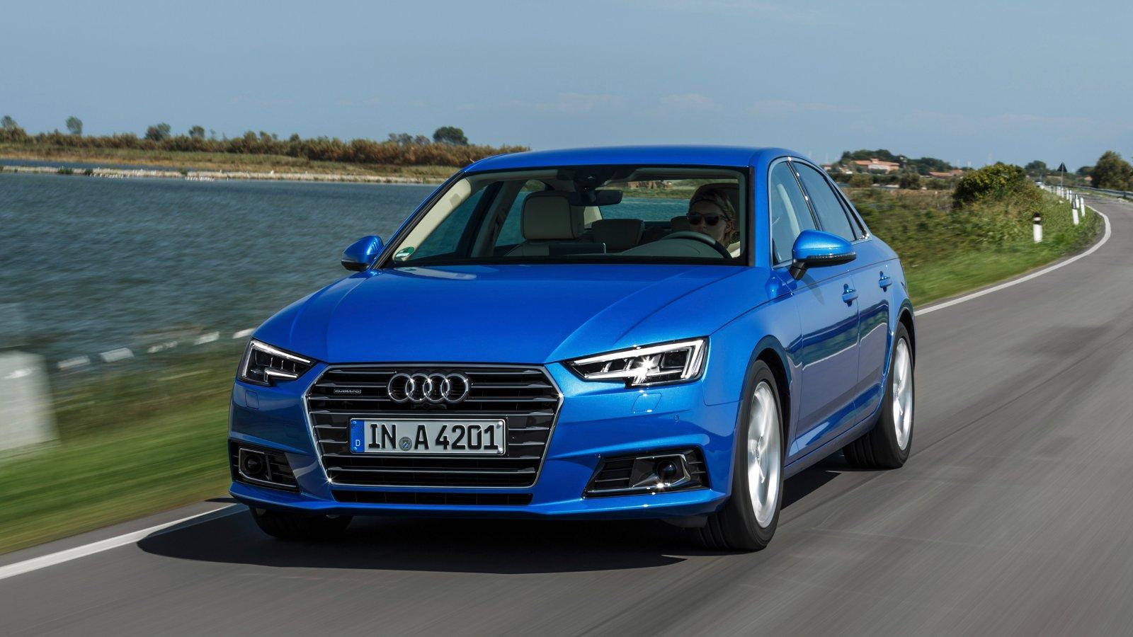 Présentation moteur: Audi 2.0l TFSI