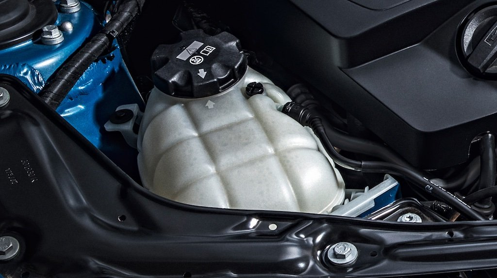 Vase d'expansion BMW M2