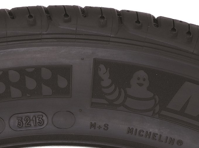 Michelin Premier AS - marquage M+S