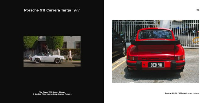 Jean-Luc Planche - My car is famous - Porsche 911 Carrera Targa 1977