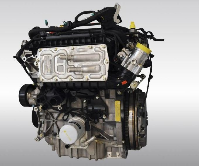 Ford 1.5l Ecoboost - Admission